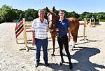 2018-07-01 / Paardensport / Seizoen 2018 / Axel en Jos Verlooy<br /> <br /> ,Foto: Mpics