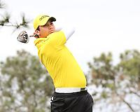 24 JAN 13  Australian Jason Day during Thursdays First Round of The Farmers Insurance Open at Torrey Pines Golf Course in La Jolla, California. (photo:  kenneth e.dennis / kendennisphoto.com)
