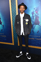 Darrell Britt-Gibson  at the Los Angeles premiere of &quot;The Shape of Water&quot; at the Academy of Motion Picture Arts &amp; Sciences, Beverly Hills, USA 15 Nov. 2017<br /> Picture: Paul Smith/Featureflash/SilverHub 0208 004 5359 sales@silverhubmedia.com