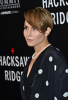 LOS ANGELES, CA. October 24, 2016: Actress Noomi Rapace at the Los Angeles premiere of &quot;Hacksaw Ridge&quot; at The Academy's Samuel Goldwyn Theatre, Beverly Hills.<br /> Picture: Paul Smith/Featureflash/SilverHub 0208 004 5359/ 07711 972644 Editors@silverhubmedia.com