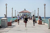 Manhattan Beach Pier California