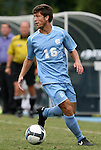 06 September 2009: UNC's Enzo Martinez. The University of North Carolina Tar Heels defeated the Evansville University Purple Aces 4-0 at Fetzer Field in Chapel Hill, North Carolina in an NCAA Division I Men's college soccer game.