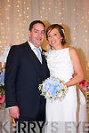 Brides name : Cathy Lane<br /> Daughter of : Denis Lane<br /> And: Nora Lane<br /> Address: Abbeyfeale<br /> Grooms name : Donal McGrath<br /> Son of : Peter McGrath<br /> And : Carmel McGrath<br /> Address : Moyvane<br /> Who were married at : 1:30pm<br /> On : 23rd August<br /> In : St. Brigid's Church, Duagh<br /> By : Fr. Moore<br /> Best man : Michael McGrath (Grooms Brother)<br /> Groomsmen : Ciaran Mcgrath<br /> 1st Bridesmaid : Margaret Lane (Sister of the Bride)<br /> Other bridesmaids : Maryellen Lane<br /> Reception Held at : Devon Inn
