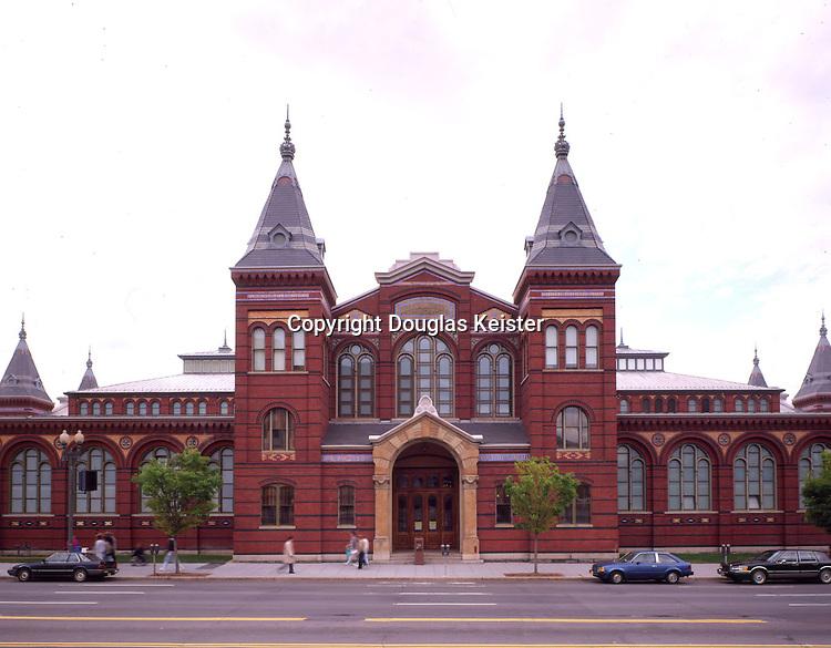 The Smithsonian Institution<br />Washington, D.C.