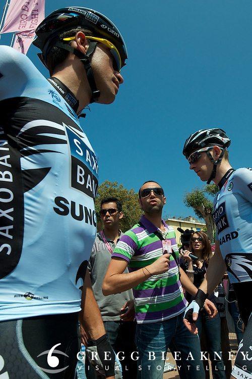 2011 Giro d' Italia Stage 8