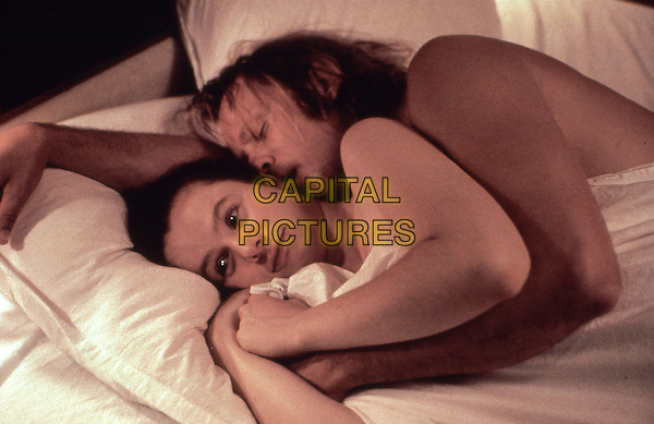 Emily Watson & Stellan Skarsgard.in Breaking the Waves (1996) .*Filmstill - Editorial Use Only*.CAP/NFS.Supplied by Capital Pictures.