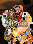 Jennifer Nash celebrating her 30th birthday with partner Robert Moore and son Finn at The Venue in McHugh's. Photo:Colin Bell/pressphotos.ie