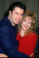 John Travolta Kelly Preston circa 1990's<br /> Michael Ferguson/PHOTOlink.net