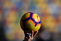 Serie A ball held in hand ahead the Serie A 2018/2019 football match between Frosinone and AC Milan at stadio Benito Stirpe, Frosinone, December, 26, 2018 <br />  Foto Andrea Staccioli / Insidefoto