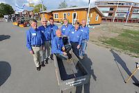 SCHAATSEN: LEMMER: 08-05-2015 IJsvereniging  Lemmer, Opening nieuw clubgebouw, ©foto Martin de Jong