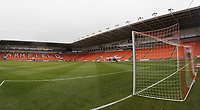 A general view of Bloomfield Road Stadium the home of Blackpool Football Club<br /> <br /> Photographer Mick Walker/CameraSport<br /> <br /> The EFL Sky Bet League One - Blackpool v Bristol Rovers - Saturday 3rd November 2018 - Bloomfield Road - Blackpool<br /> <br /> World Copyright &copy; 2018 CameraSport. All rights reserved. 43 Linden Ave. Countesthorpe. Leicester. England. LE8 5PG - Tel: +44 (0) 116 277 4147 - admin@camerasport.com - www.camerasport.com