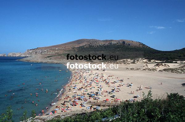Beach of Cala Mesquida in the near of Cala Rajada (Capdepera)<br /> <br /> Playa de la Cala Mesquida cerca de Cala Rajada (Capdepera)<br /> <br /> Strand der Mesquida-Bucht in der N&auml;he von Cala Rajada (Capdepera)<br /> <br /> 1955x1290