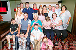 Norna McGrath celebrates her 81st birthday with family at Gally's on Thursday
