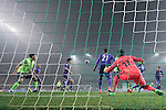 Jeonbuk Hyundai Motors (KOR) vs Al Ain (UAE) during the 2016 AFC Champions League Final match 1st leg at Jeonju World Cup Stadium on 19 November 2016, in Jeonju, South Korea. Photo by Victor Fraile / Power Sport Images