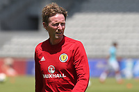 Scotland U21 Manager, Scot Gemmill during South Korea Under-21 vs Scotland Under-21, Tournoi Maurice Revello Football at Stade Parsemain on 2nd June 2018
