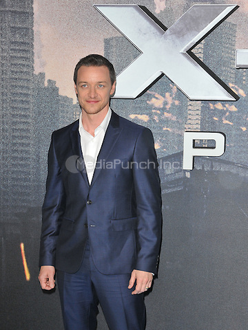 James McAvoy at the &quot;X-Men : Apocalypse&quot; global fan screening, BFI Imax, Charlie Chaplin Walk, London, England, UK, on Monday 09 May 2016.<br /> CAP/CAN<br /> &copy;CAN/Capital Pictures /MediaPunch ***NORTH AMERICA AND SOUTH AMERICA ONLY***