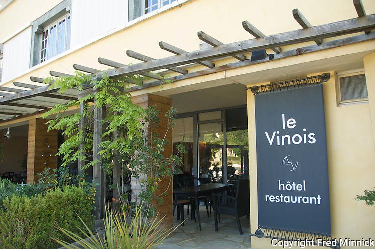 Le Vinois hotel restaurant in Kayak, France, near Cahors