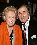 Tammy Grimes and Lee Roy Reams attends the '12th Annual Love N' Courage' celebrating David Amram and Tammy Grimes at The National Arts Club on March 2,, 2015 in New York City.