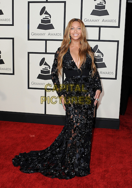 LOS ANGELES, CA - FEBRUARY 8: Beyonce arrives at the 57th Annual Grammy Awards at Staples Center on February 8, 2015 in Los Angeles, California. <br /> CAP/MPI/SKPG<br /> &copy;SKPG/MPI/Capital Pictures