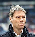 Nederland, Heerenveen, 4 november  2012.Eredivisie.Seizoen 2012-2013.Heerenveen-PEC Zwolle.Marco van Basten, trainer-coach van SC Heerenveen