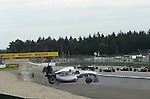 Crash of Felipe Massa (BRA), Williams GP<br /> for the complete Middle East, Austria &amp; Germany Media usage only!<br />  Foto &copy; nph / Mathis