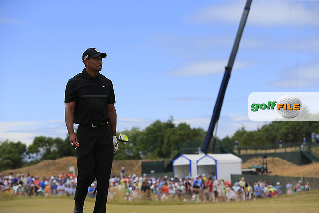\{prsn}\ during Thursday's Round 1 of the 2015 U.S. Open 115th National Championship held at Chambers Bay, Seattle, Washington, USA. 6/18/2015.<br /> Picture: Golffile | Eoin Clarke<br /> <br /> <br /> <br /> <br /> All photo usage must carry mandatory copyright credit (&copy; Golffile | Eoin Clarke)