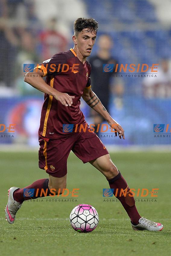Reggio Emilia 04-06-2016 - finale Campionato Primavera / Roma-Juventus / foto Daniele Buffa/Image Sport/Insidefoto<br /> nella foto: Emanuele Ndoj