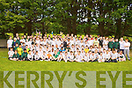 Killarney Monastry NS students who participated in the schools annual sports day on Tuesday