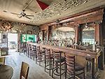 Inside the bar at the International Hotel, Austin, Nev.