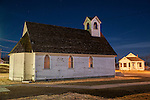 Old Episcopal Church, Richardson House, Humboldt Museum, WInnemucca, Nevada