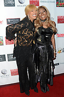 LOS ANGELES - FEB 9:  Anita Pointer, Bonnie Pointer at the 5th Annual Roger Neal & Maryanne Lai Oscar Viewing Dinner at the Hollywood Museum on February 9, 2020 in Los Angeles, CA