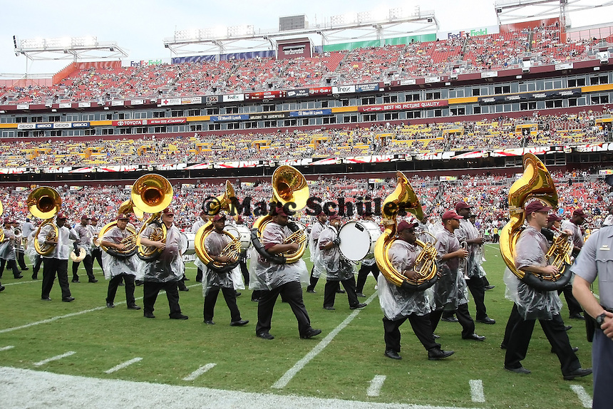 Washington Redskins Marching Band