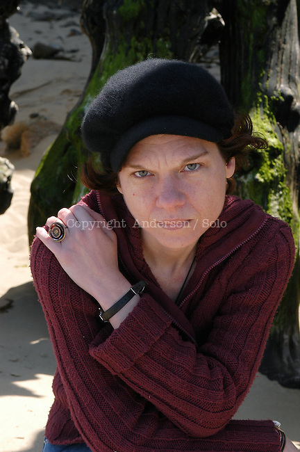 Asli Erdogan, Turquish writer in 2005.