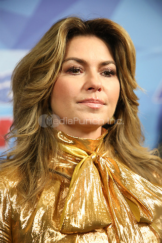 HOLLYWOOD, CA - SEPTEMBER 20: Shania Twain at America's Got Talent Season 12 Winner Red Carpet at The Dolby Theatre in Hollywood, California on September 20, 2017. Credit: Faye Sadou/MediaPunch