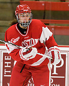 Kathryn Miller (BU - 4) - The Northeastern University Huskies defeated the Boston University Terriers in a shootout after being tied at 4 following overtime in their Beanpot semi-final game on Tuesday, February 2, 2010 at the Bright Hockey Center in Cambridge, Massachusetts.