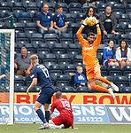 04.08.2019 Kilmarnock v Rangers: Wes Foderingham saves