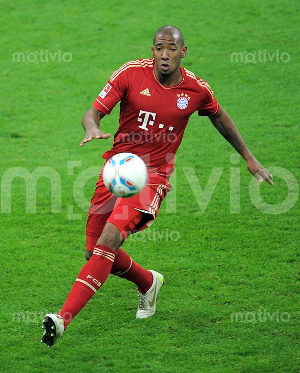 FUSSBALL   1. BUNDESLIGA  SAISON 2011/2012   13. Spieltag FC Bayern Muenchen - Borussia Dortmund        19.11.2011 Jerome Boateng (FC Bayern Muenchen)