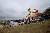 Koppenbergcross 2013<br /> <br /> Mariusz Gil (POL)