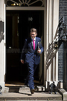 Gavin Williamson MP (Chief Whip - Parliamentary Secretary to the Treasury).<br />