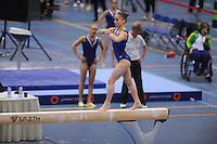 TURNEN: HEERENVEEN: 09-07-2016, Sportstad Heerenveen, Kwalificatiewedstrijd OS turnen, Vera van Pol, ©foto Martin de Jong