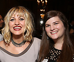 Anais Mitchell and Rachel Routh during the DGf Salon with Anais Mitchell at the Kara Uterberg Residence on June 3, 2019  in New York City.