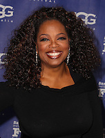 SANTA BARBARA, CA - FEBRUARY 05: Oprah Winfrey at the 29th Santa Barbara International Film Festival - Honoring Oprah Winfrey With The Montecito Award held at the Arlington Theatre on February 5, 2014 in Santa Barbara, California. (Photo by Xavier Collin/Celebrity Monitor)