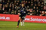 CD Leganes's Youssef En-Nesyri celebrates goal during La Liga match between Rayo Vallecano and CD Leganes at Vallecas Stadium in Madrid, Spain. February 04, 2019. (ALTERPHOTOS/A. Perez Meca)