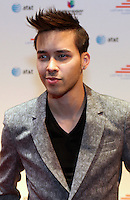 WASHINGTON D.C. - JANUARY 20: Prince Royce at the Latino Inaugural 2013 In Performance Concert at the Kennedy Center in Washington, D.C. January 20, 2013. Credit mpi34/MediaPunch Inc. /NortePhoto