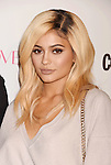 WEST HOLLYWOOD, CA - OCTOBER 12: TV personality Kylie Jenner arrives at Cosmopolitan Magazine's 50th Birthday Celebration at Ysabel on October 12, 2015 in West Hollywood, California.