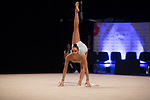 British Gymnastics Championships 2017<br /> Carys Davies<br /> Liverpool Echo Arena<br /> 30.07.17<br /> ©Steve Pope - Sportingwales