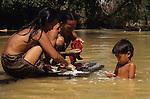 Indigenous Dayak Kelabit Kenyah Sarawak