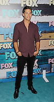 WEST HOLLYWOOD, CA - JULY 23: Dean Geyer arrives at the FOX All-Star Party on July 23, 2012 in West Hollywood, California. / NortePhoto.com<br />
