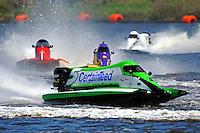 Rueben Stafford (#5), Tim Seebold (#16) and Tracy Hawkins (#2)      (Formula 1/F1/Champ class)