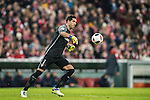 Goalkeeper Gorka Iraizoz Moreno of Athletic Club in action during their Copa del Rey Round of 16 first leg match between Athletic Club and FC Barcelona at San Mames Stadium on 05 January 2017 in Bilbao, Spain. Photo by Victor Fraile / Power Sport Images